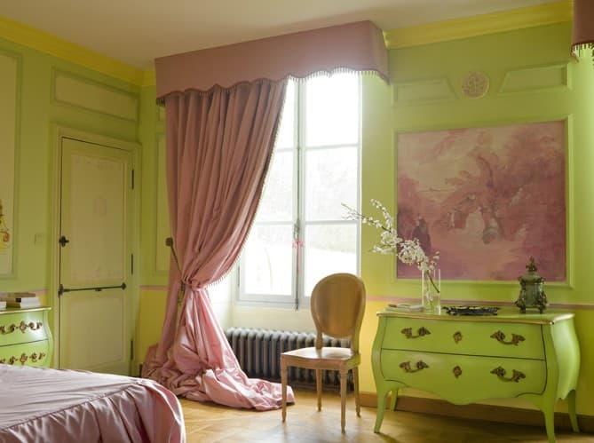 Idee per colorare le pareti di casa,pareti casa colorate,colorare ...