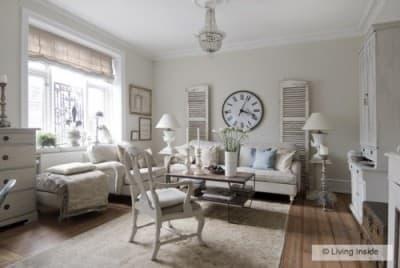 Stile country shabby provenzale archivi mobili per for Arredamento soggiorno stile provenzale
