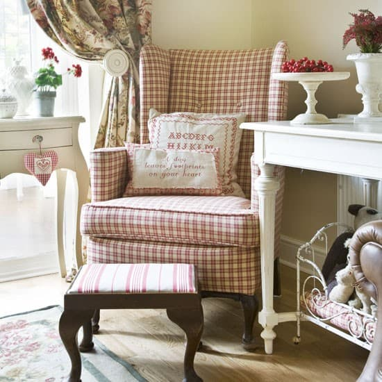 Ingresso di casa in stile country scegli bene i mobili i for Costruttori di case in stile country