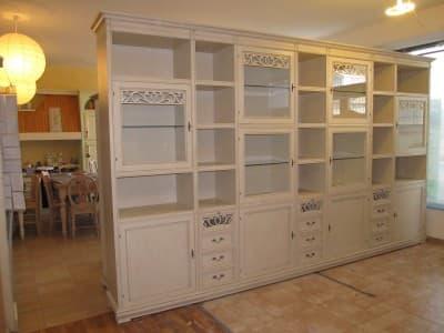 Provenzale archivi mobili per passione - Parete attrezzata stile provenzale ...
