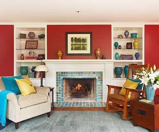 scegliere i colori giusti per la casa - mobiili per passione