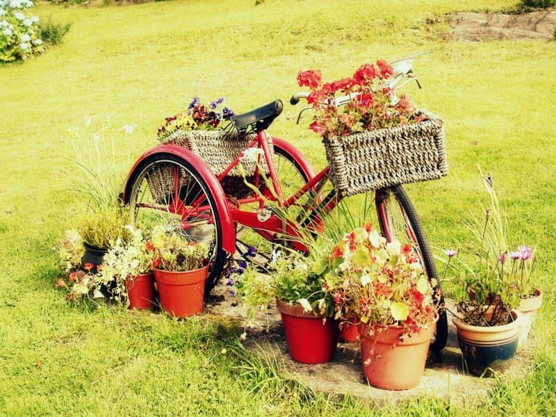 Arreda il tuo giardino o terrazzo in modo creativo e pratico