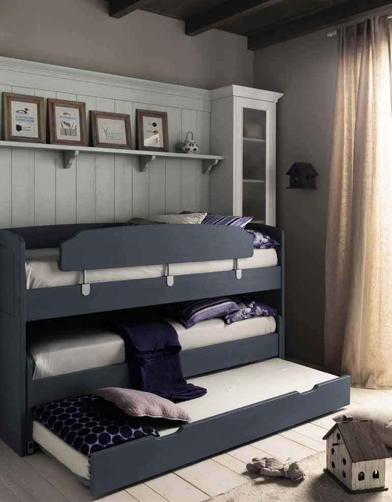 Camerette dei bambini ecco le soluzioni salvaspazio - Mobili letto salvaspazio ...
