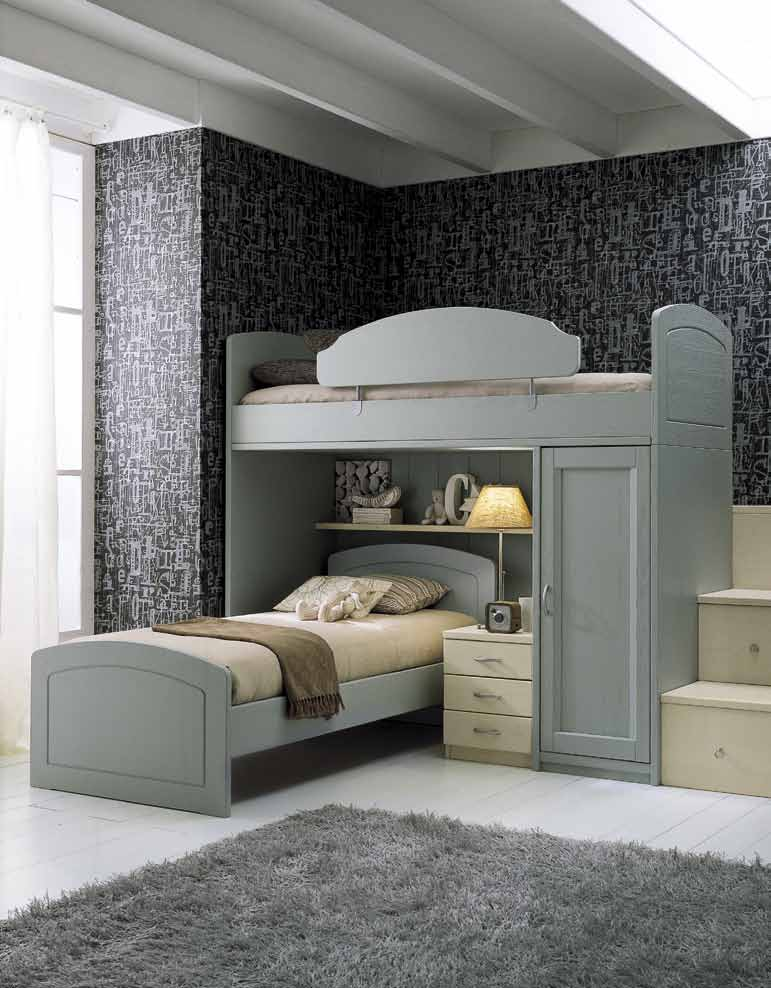 Creativo pavimento interiores for Mercatone letto singolo