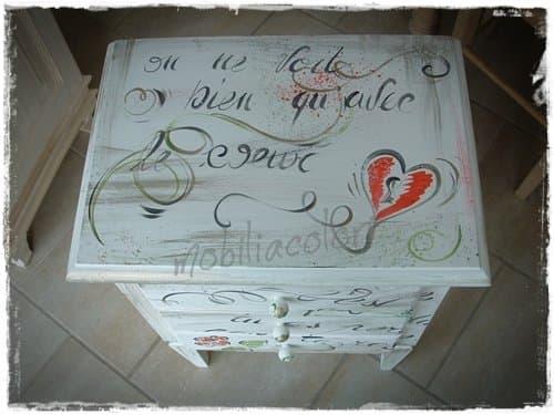 Cambia colore e decora i mobili - mobili per passione