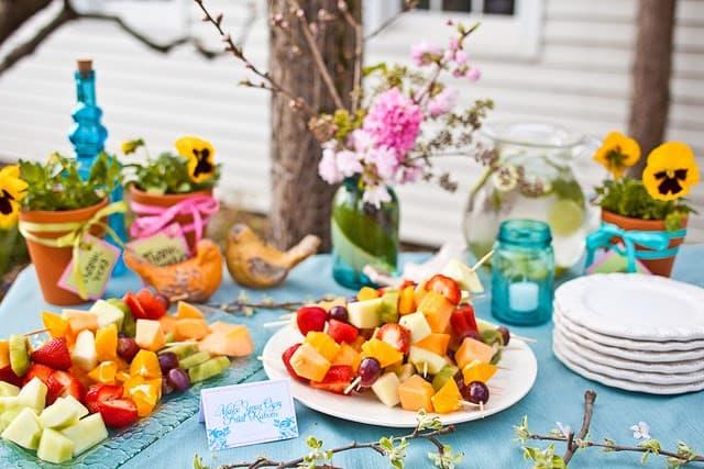 Tavolo Compleanno Bimbo : Festa di compleanno per bambini ecco come decorare la tavola