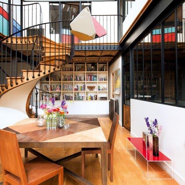 arredare la sala da pranzo in stile moderno - mobili per passione