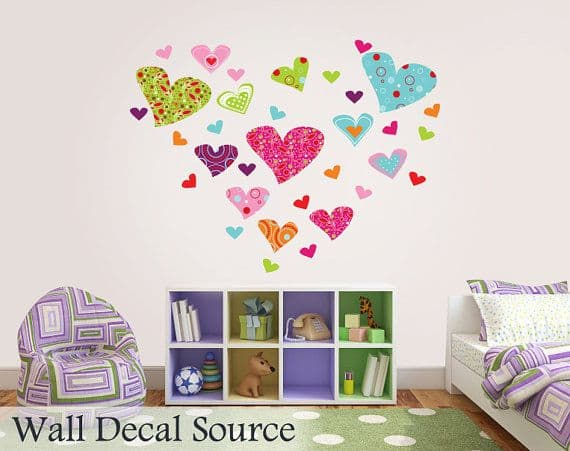 idee per decorare le camere dei bambini - Idee Pittura Murale Per La Camera Dei Bambini