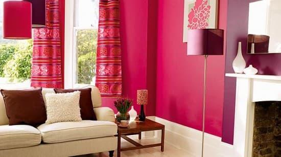 Scegliere i colori delle pareti con lo stile giusto