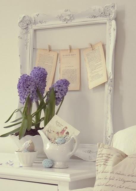 fiori freschi stile provenzale  mobiliperpassione