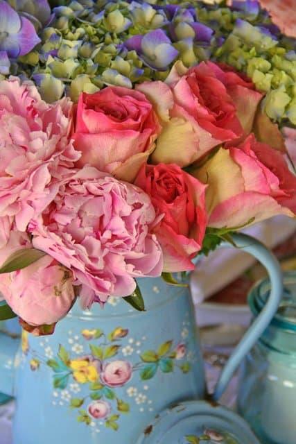 come far durare fiori a lungo vaso provenzale - mobiliperpassione