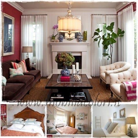 Innamorati di un divano chesterfield for Arredamento stile inglese bianco