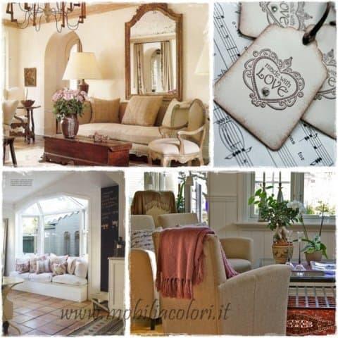 divano arredamento country inglese - mobili per passione