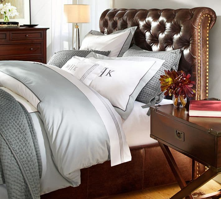 English Style camera da letto
