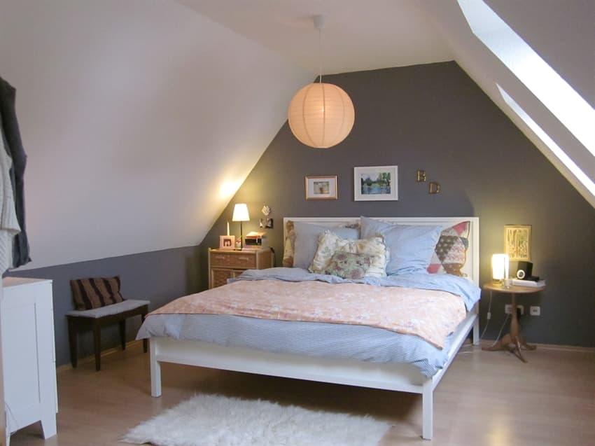 Idee arredo per la tua mansarda come arredare mansarde for Passionate bedroom designs