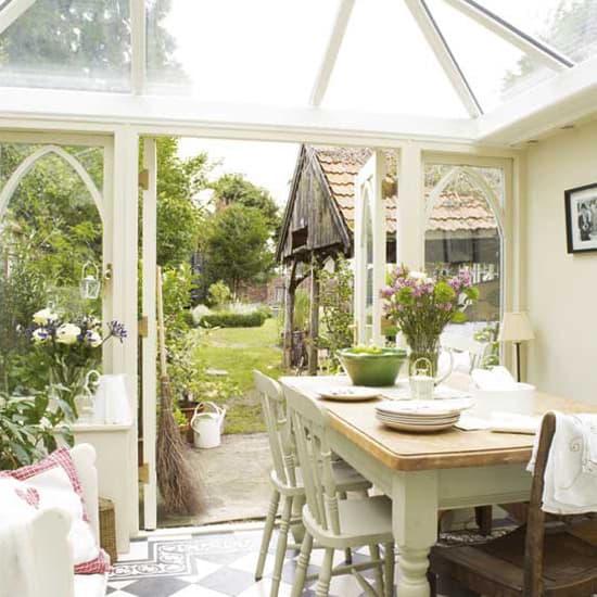 Come creare una veranda da sogno