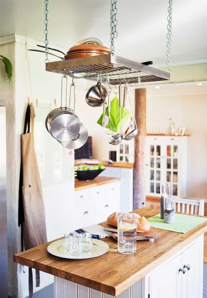 7 trucchi quando la cucina è piccola - Mobili per Passione