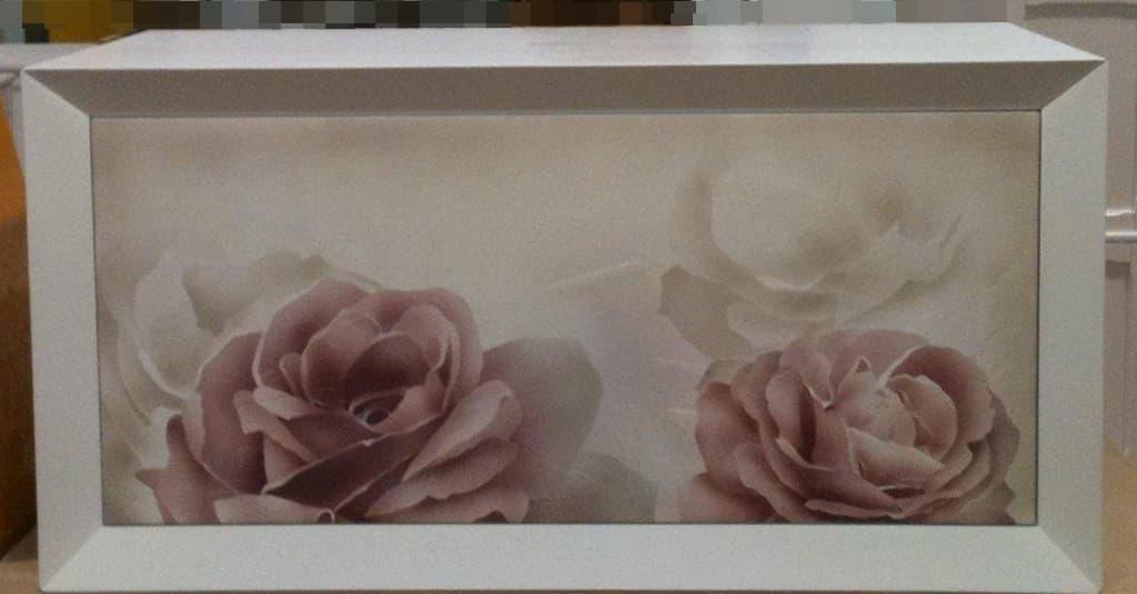 rose dipinte a mano