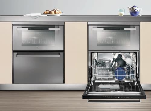 7 trucchi quando la cucina piccola mobili per passione - Forno da incasso dimensioni ...