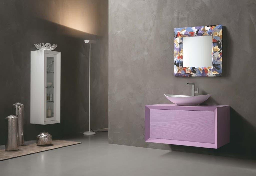 Un bagno meraviglioso mobili per passione for Mobili bagno on line scontati
