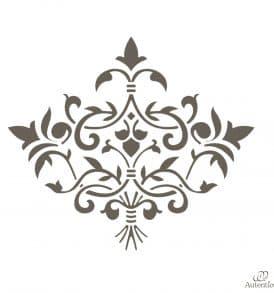 stencil-fleur