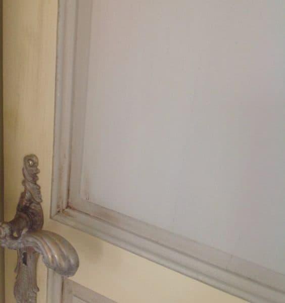 Vernice vintage autentico gris mobili per passione - Vernice per mobili ...