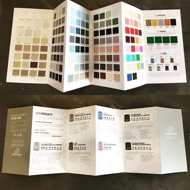 Tabella colori per pareti interne finest colori spray ral - Cartella colori per muri interni ...