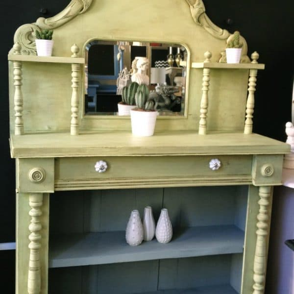 Vernice vintage autentico lime mobili per passione - Vernice per mobili ...