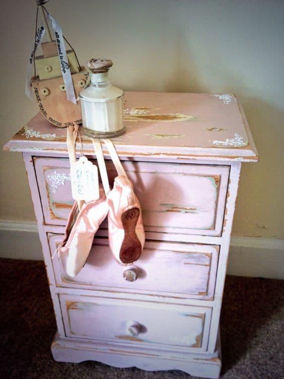 Vernice autentico paint vernice gesso chalk paint mobili - Mobili effetto invecchiato ...