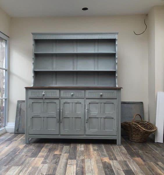Vernice versante paint autentico soft grey mobili per - Vernice per mobili ...