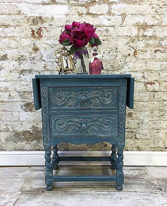 Vernice autentico paint vernice gesso chalk paint mobili per passione - Mobili che passione ...