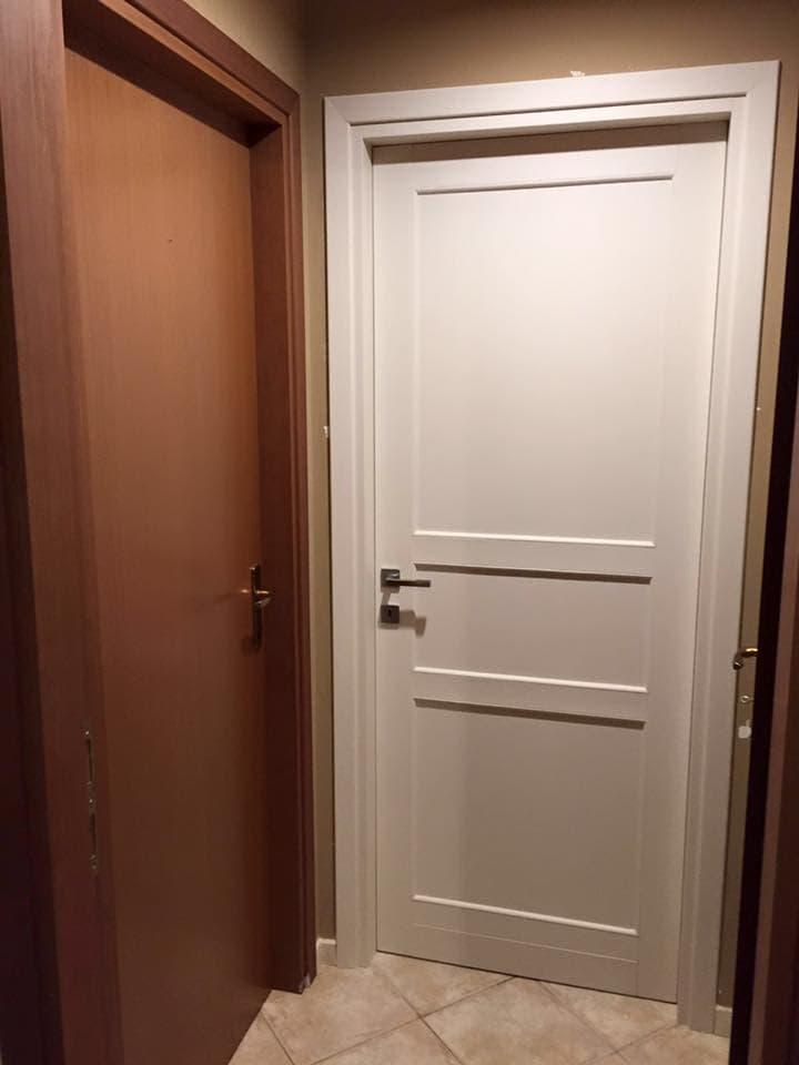 Rinnova le tue porte con autentico paint mobili per passione for Dipingere mobili laminato