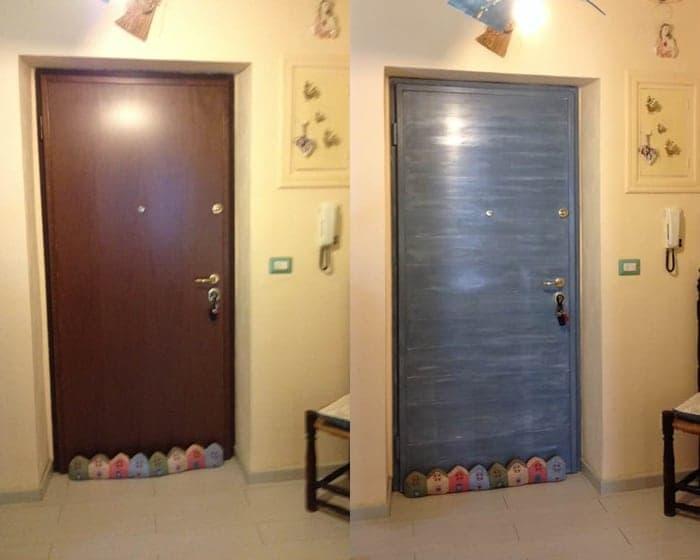 Rinnova le tue porte con autentico paint mobili per passione - Mobili che passione ...