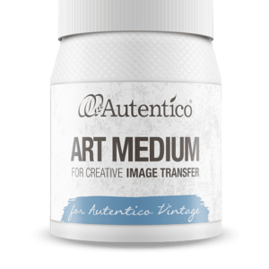 Autentico Art Medium Gel - Trasferimenti Immagine