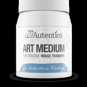 Autentico Art Medium Gel - Trasferimenti Immagine