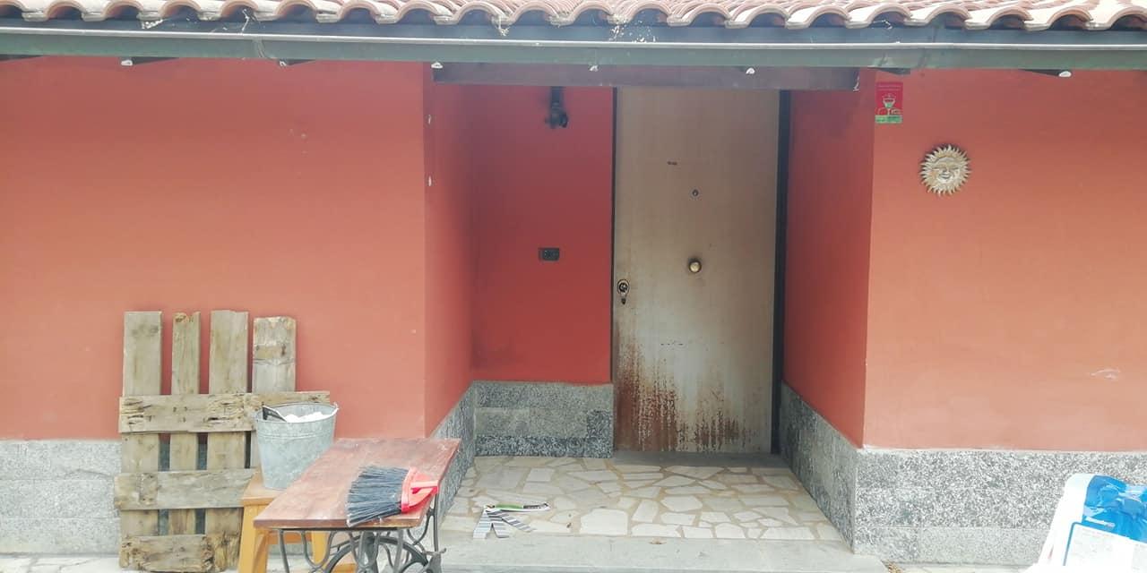 Chalk Paint Per Porte autentico versante kit rinnova porte - sgrassa e colora