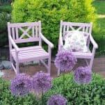 Come rinnovare i tuoi mobili da giardino