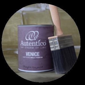 Autentico Venice Lime Paint - Calce