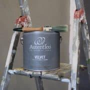 Velvet chalk paint Autentico per pareti