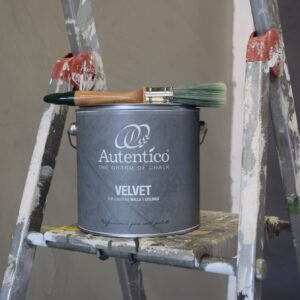 Autentico Velvet Chalk Paint - Pareti