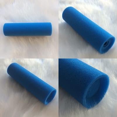 rullino blu extra fine per superfici laccate