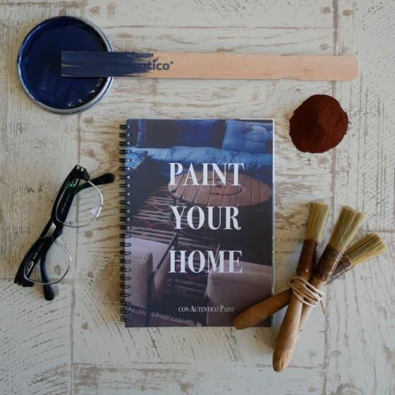 Passione Italiana Mobili Prezzi paint your home - istruzioni per l'uso dei prodotti autentico paint  [fascicolo cartaceo in italiano] - nuova edizione