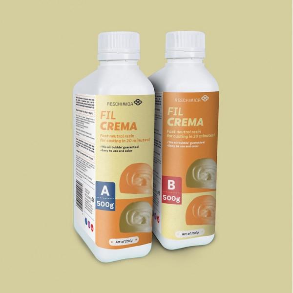 FIL CREMA – Resina color crema