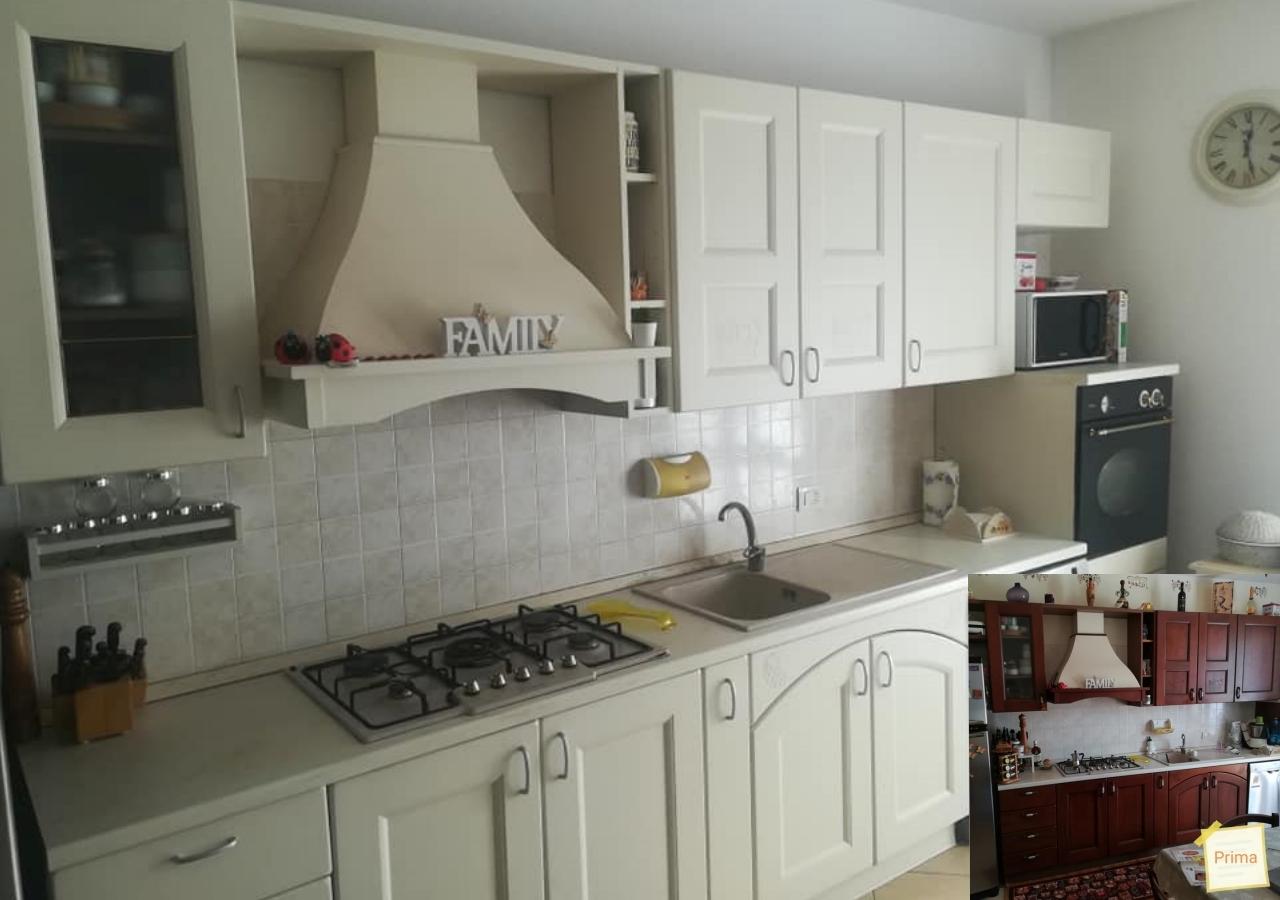 cucina legno verniciata con colori vintage per legno autentico paint